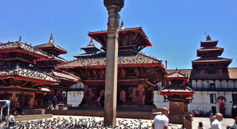 Kathmandu-durbar-square-pic
