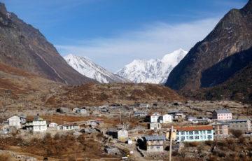 langtang valley short trek