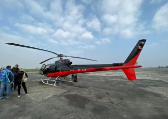 Helicopter Charter Services in Nepal