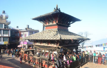 manakamana temple visit day tour