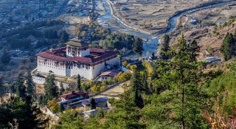 Paro Ringpung Dzong